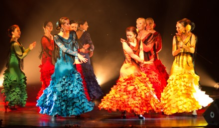 """Flamenko meno festivalis """"Siento Flamenco"""" I VILNIUS"""