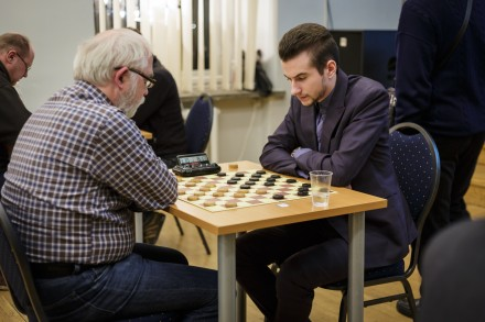 "International Checkers Tournament ""Vilnius – 2015"""