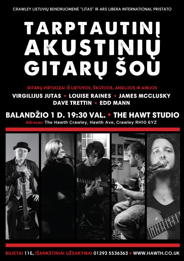 Tarptautinis akustinių gitarų šou