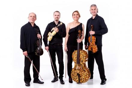 Amber Quartet I Jau greitai