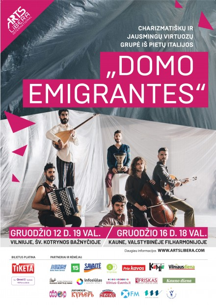 Domo Emigrantes I Gruodžio 11-16 d.