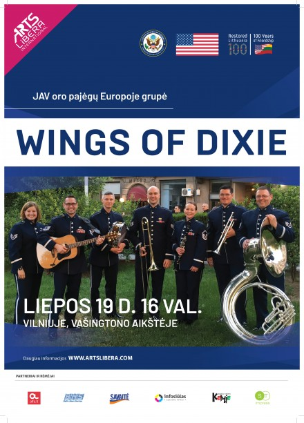 Wings of Dixie I Liepos 18-22 d.