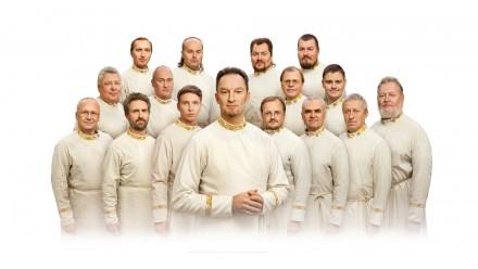 Didysis šventinis Maskvos Danilos vienuolyno patriarchalinis vyrų choras I spalio 4-6